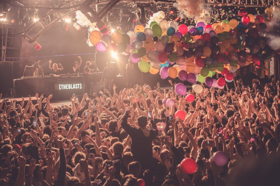 Wave Number Three for In:Motion's NYE + NYD
