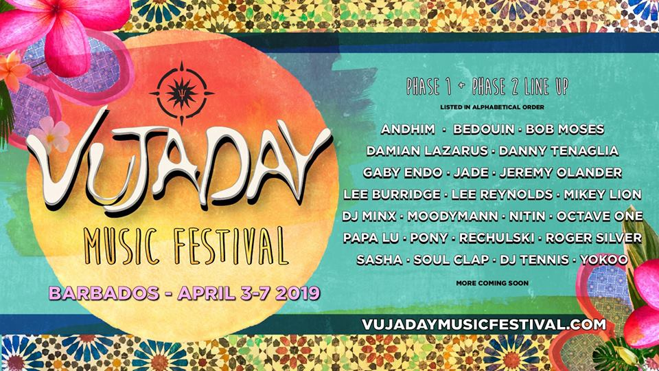 Audio Obscura will be at Vujaday Music Festival