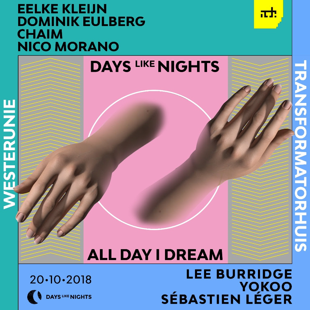 All Day I Dream and Eelke Kelijn Throw A Party!
