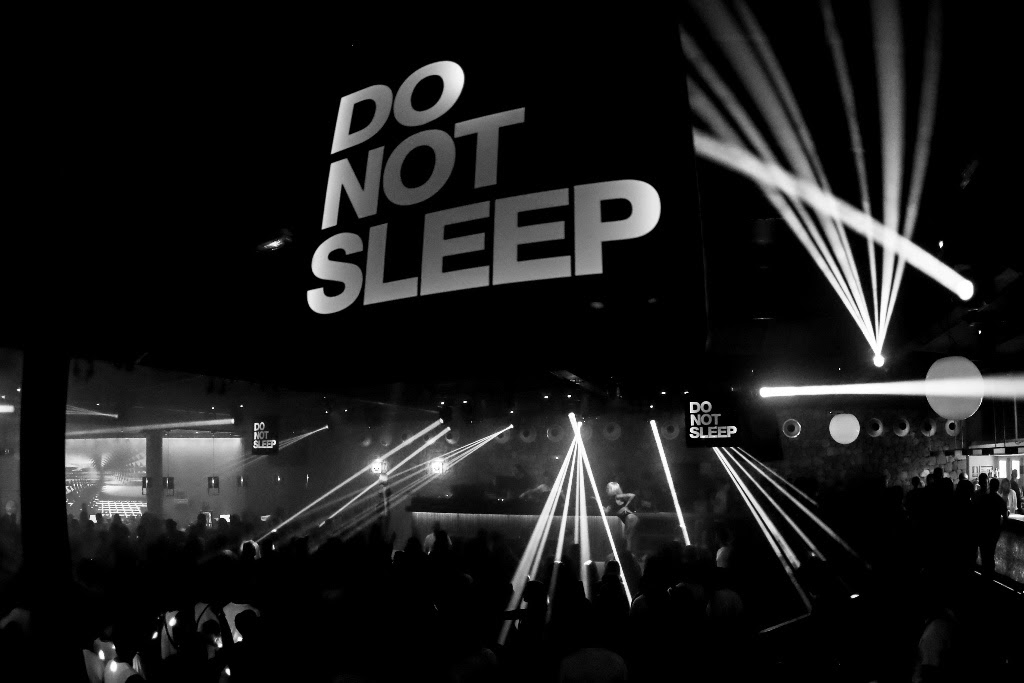 DO NOT SLEEP!