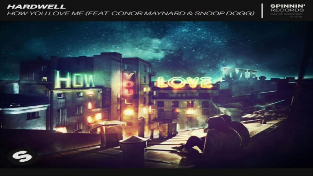 Hardwell, Snoop Dogg, and Conor Maynard all in one single!