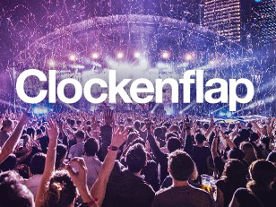 Clockenflap? What does that mean?
