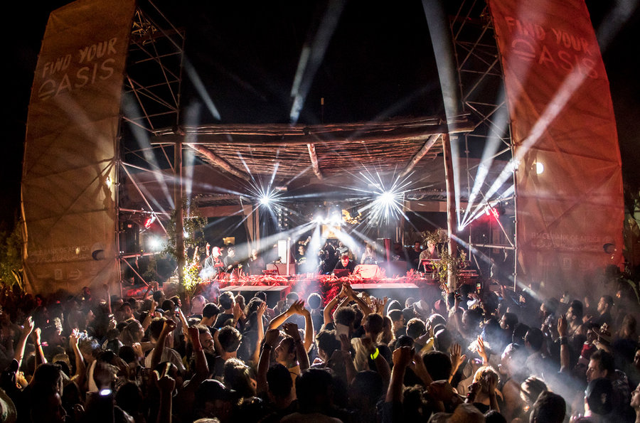 Year Number Five for Morocco's Oasis Festival