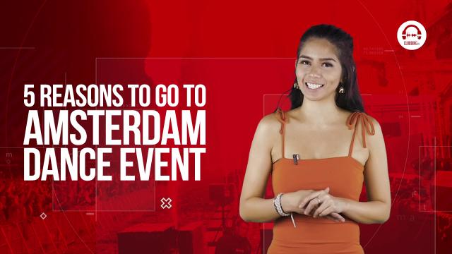 You Need to Go to Amsterdam Dance Event! -Clubbingtv.com