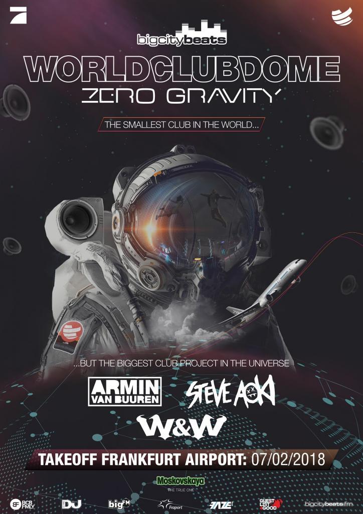 Zero Gravity Party?!