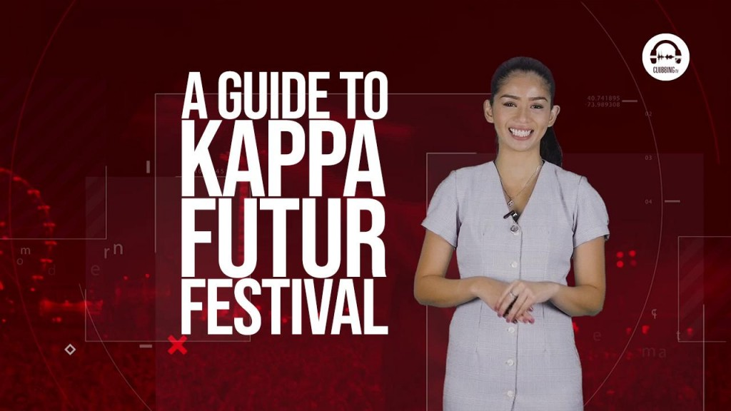 Clubbing TV Trends: Join us at Kappa Future Festival!