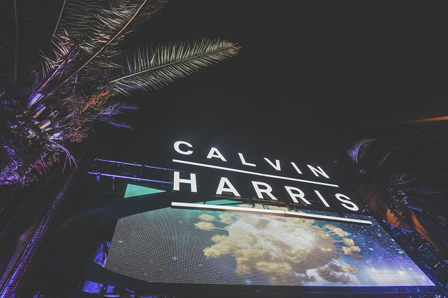 Calvin Harris a new Pacha resident!