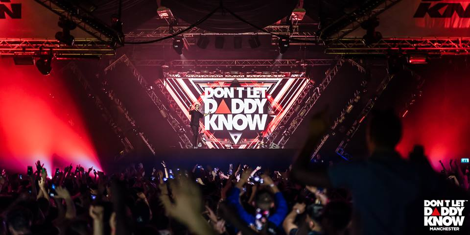 Tiesto is performing at Don't Let Daddy Know Amsterdam 2019!