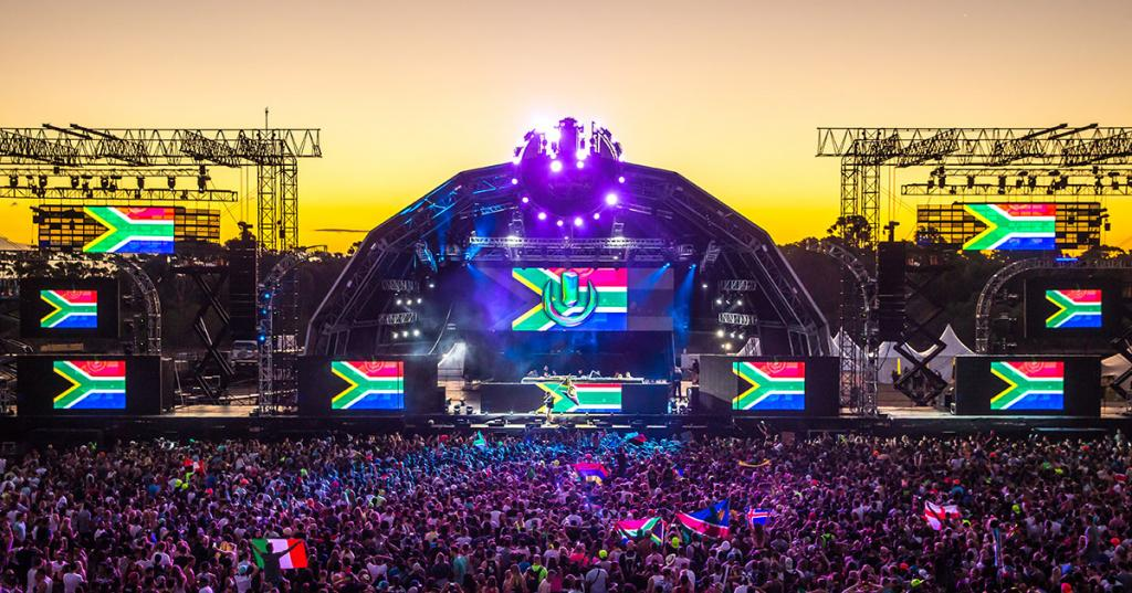 More Names at Ultra South Africa!