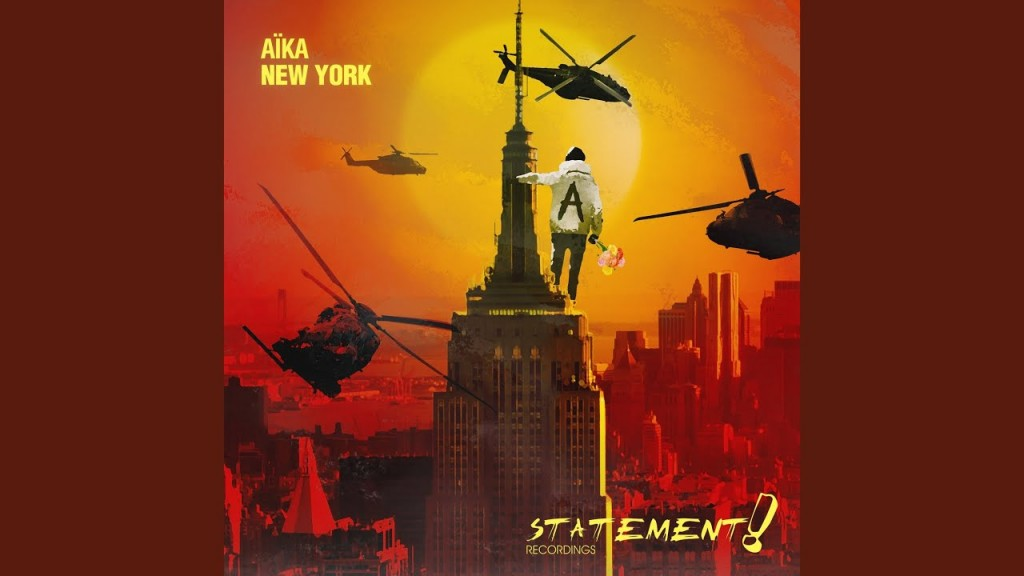 AIKA continues rise to the trance top!