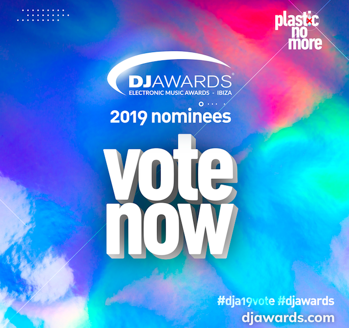 DJ Awards Announce : 2019 Categories & Nominees