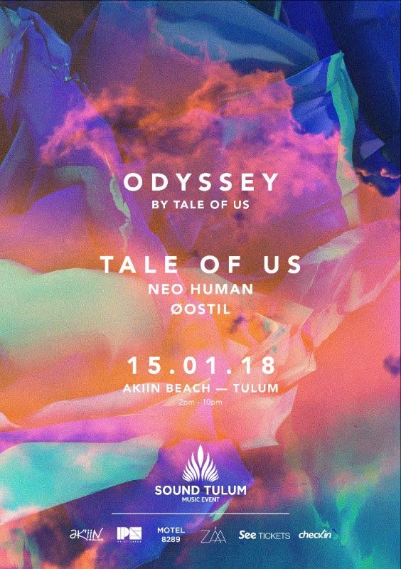 """Tale of Us presents """"Odyssey!"""""""