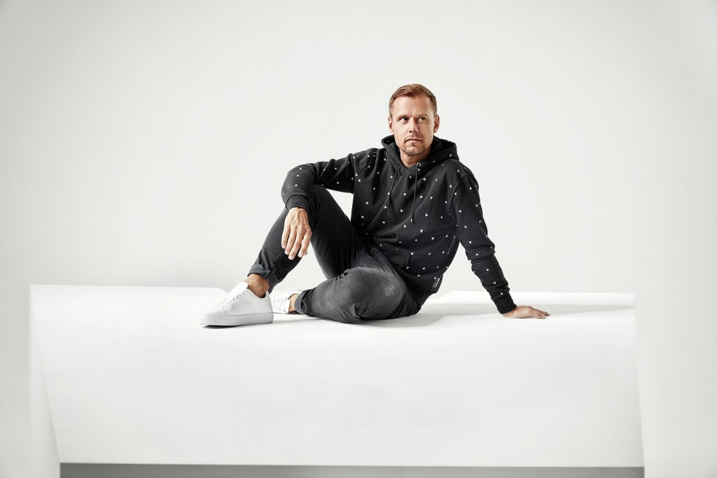 Armin van Buuren reaches new heights!