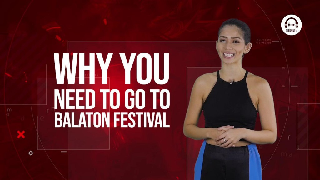Why you NEED to go to Balaton Festival