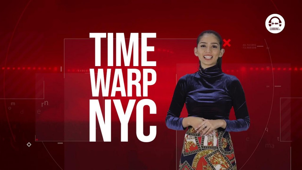 Clubbing TV Trends: Travel through time with Time Warp NYC!