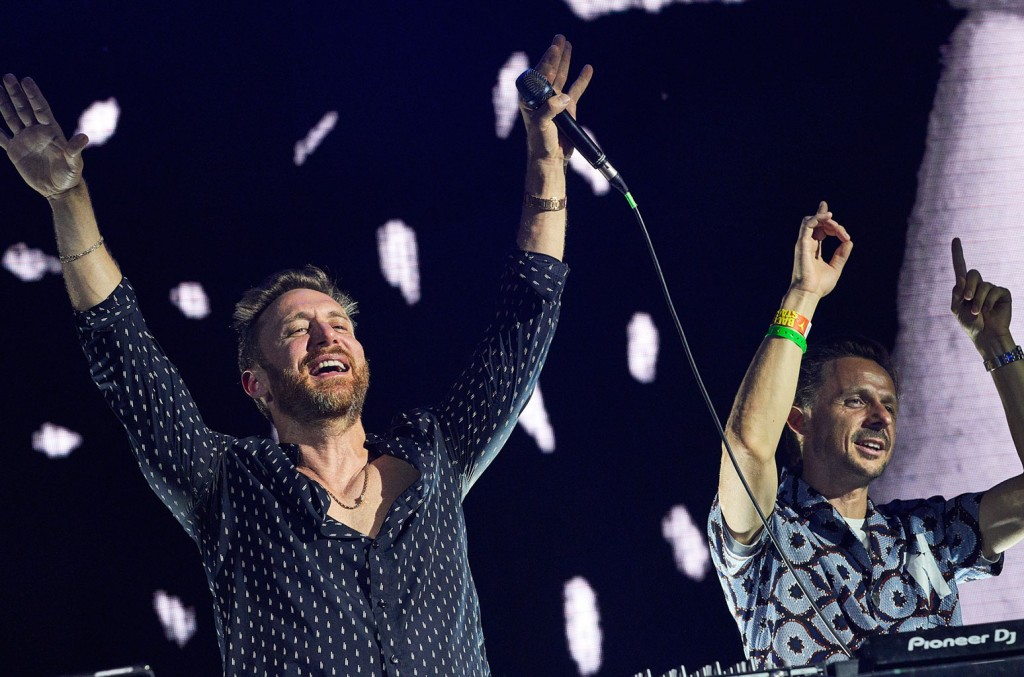 """Martin Solveig and David Guetta collaborate for """"Thing For You"""""""