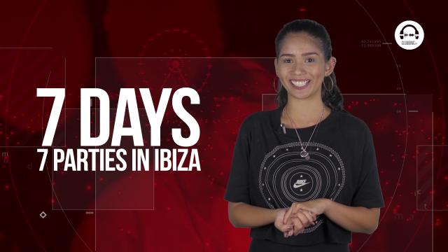 Clubbing TV Trends: A Week in Ibiza!