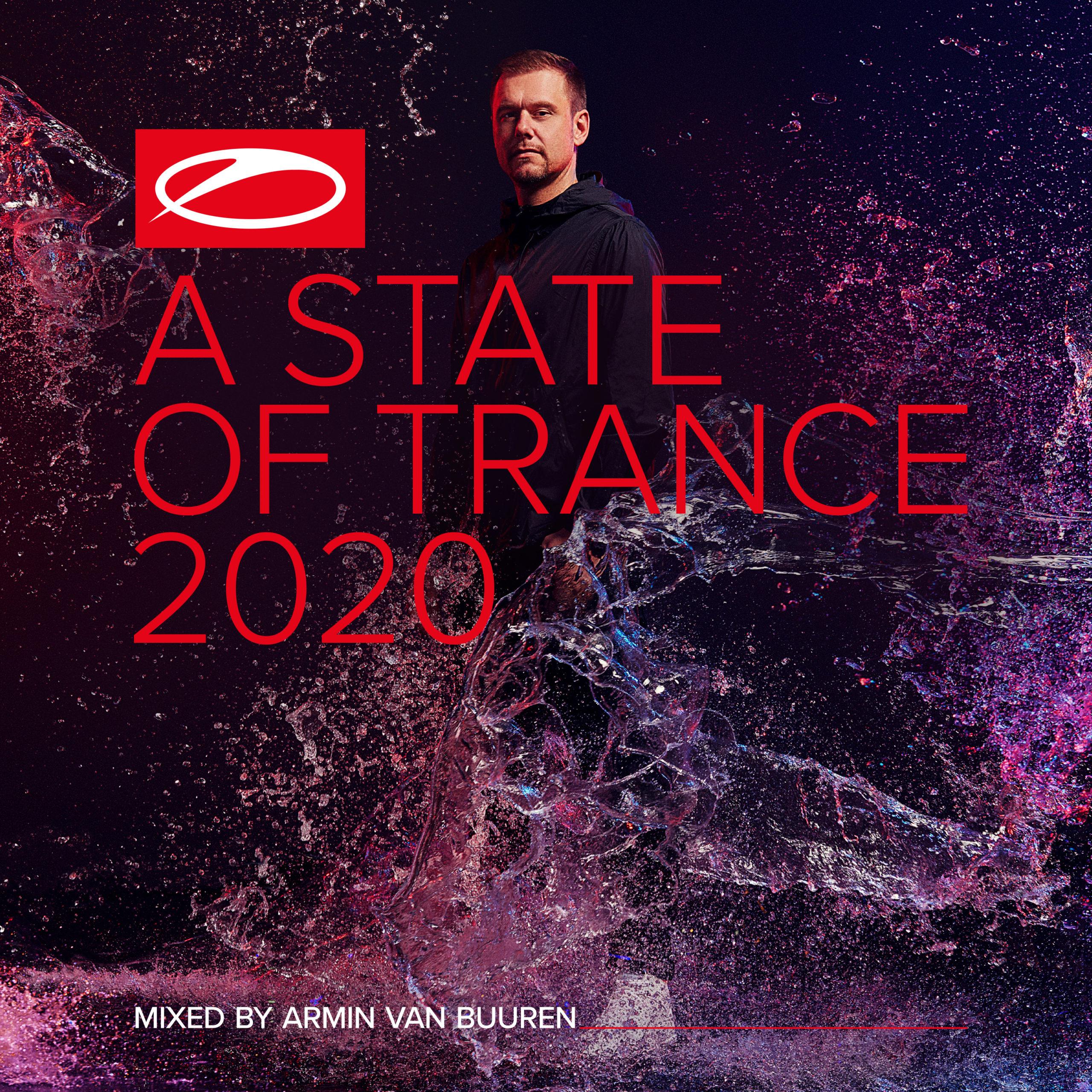 ARMIN VAN BUUREN SPARKS PRE-ORDER OF 'A STATE OF TRANCE 2020'