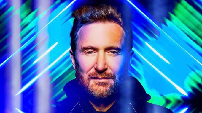 David Guetta will be live streaming from le Louvre Museum in Paris for NYE