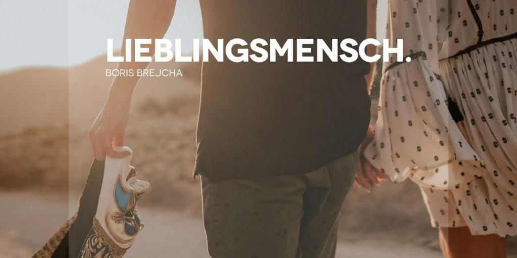 """New single: """"Lieblingsmensch"""""""