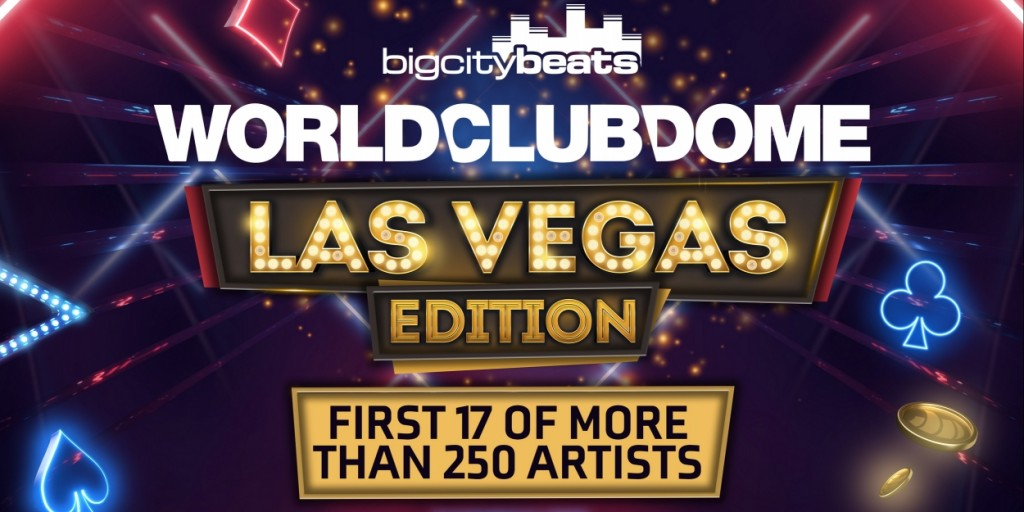 First wave of acts announced for World Club Dome Las Vegas!