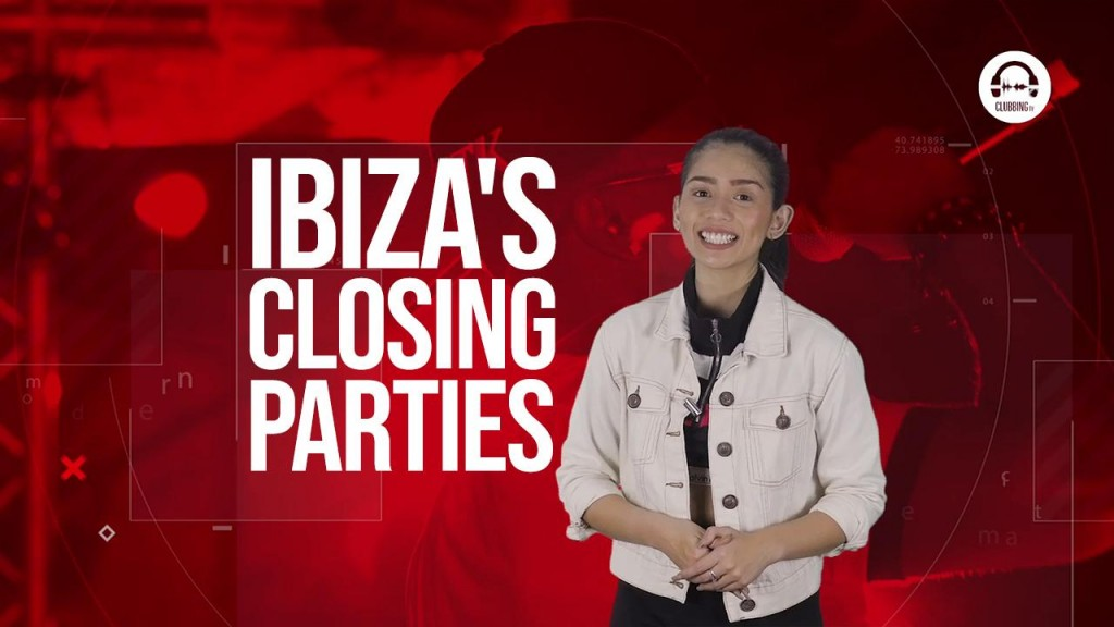 Clubbing TV Trends: Let's say goodbye to another successful Ibiza summer season!