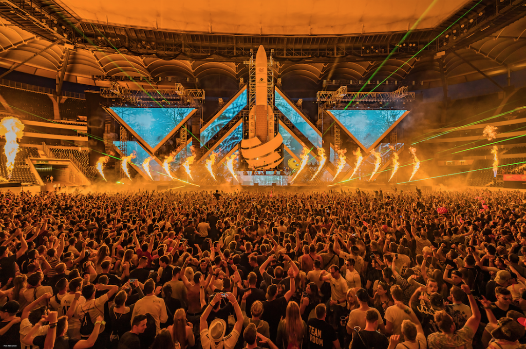 Here's the aftermovie for BigCityBeats World Club Dome's Space Edition!