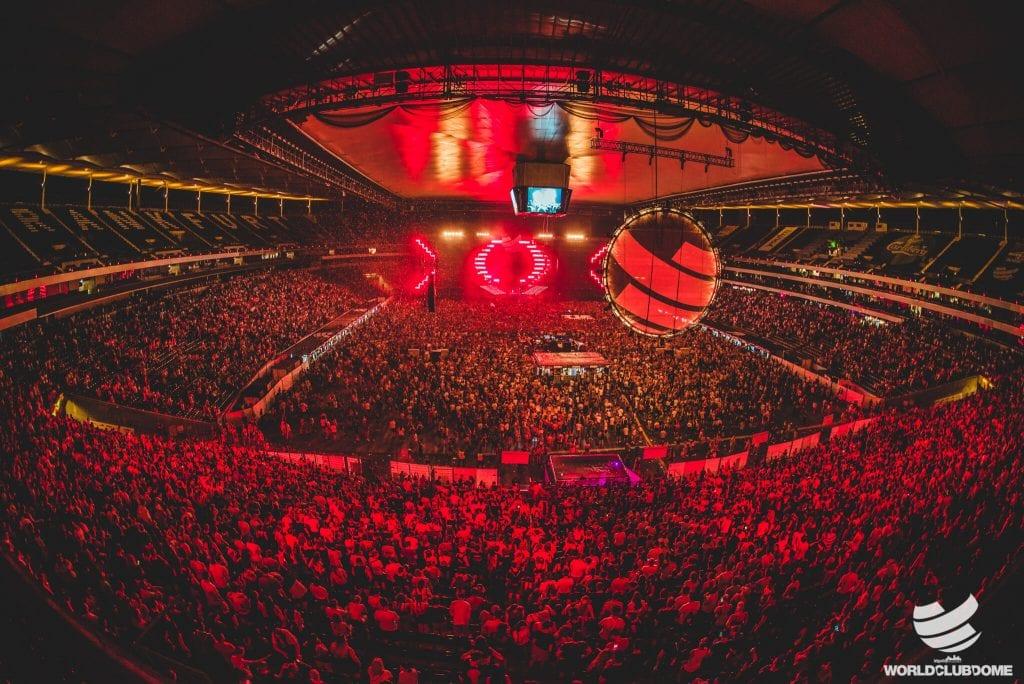 World Club Dome Las Vegas Lineup Phase 2 announced!