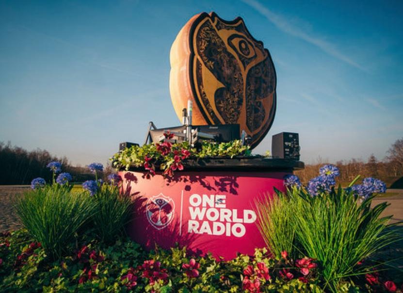 Happy one year anniversary One World Radio!