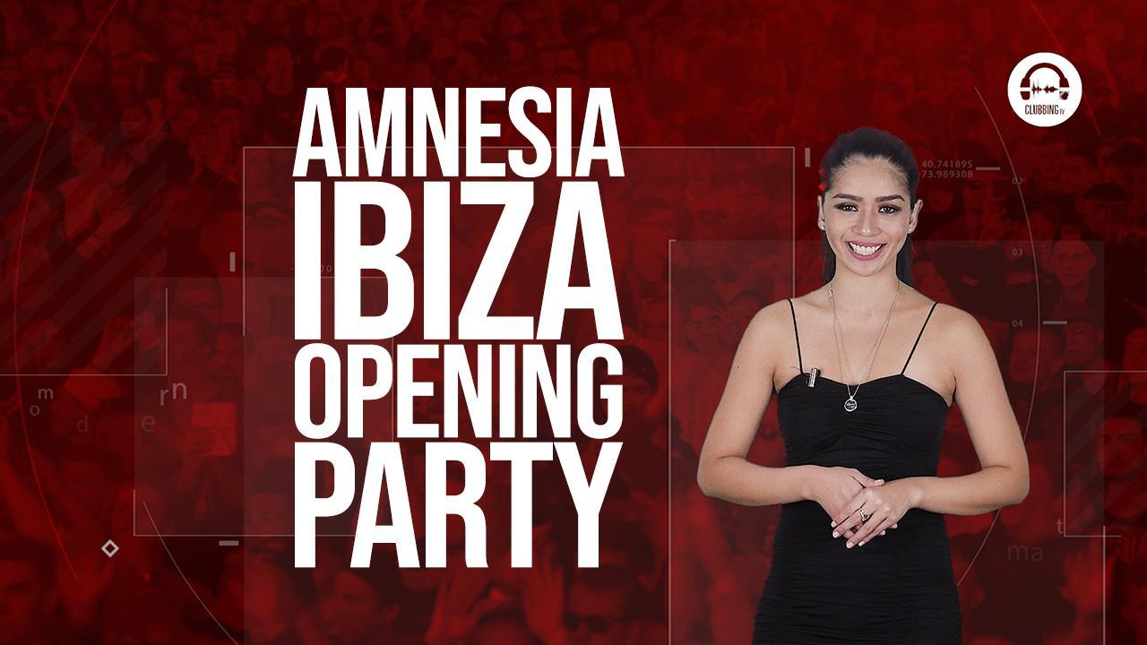 Amnesia Ibiza 2020 Opening