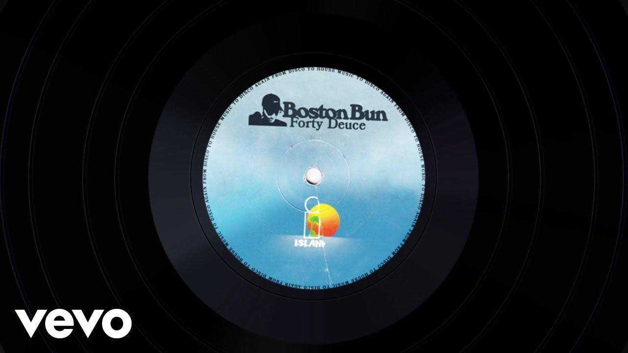 "Feel good with Boston Bun's ""Forty Deuce!"""