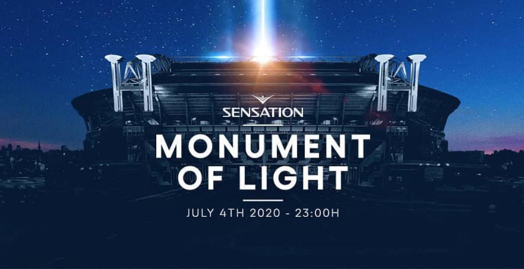 ID&T's Sensation presents 'Monument of Light'