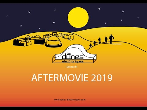 Les Dunes Electroniques releases its official aftermovie