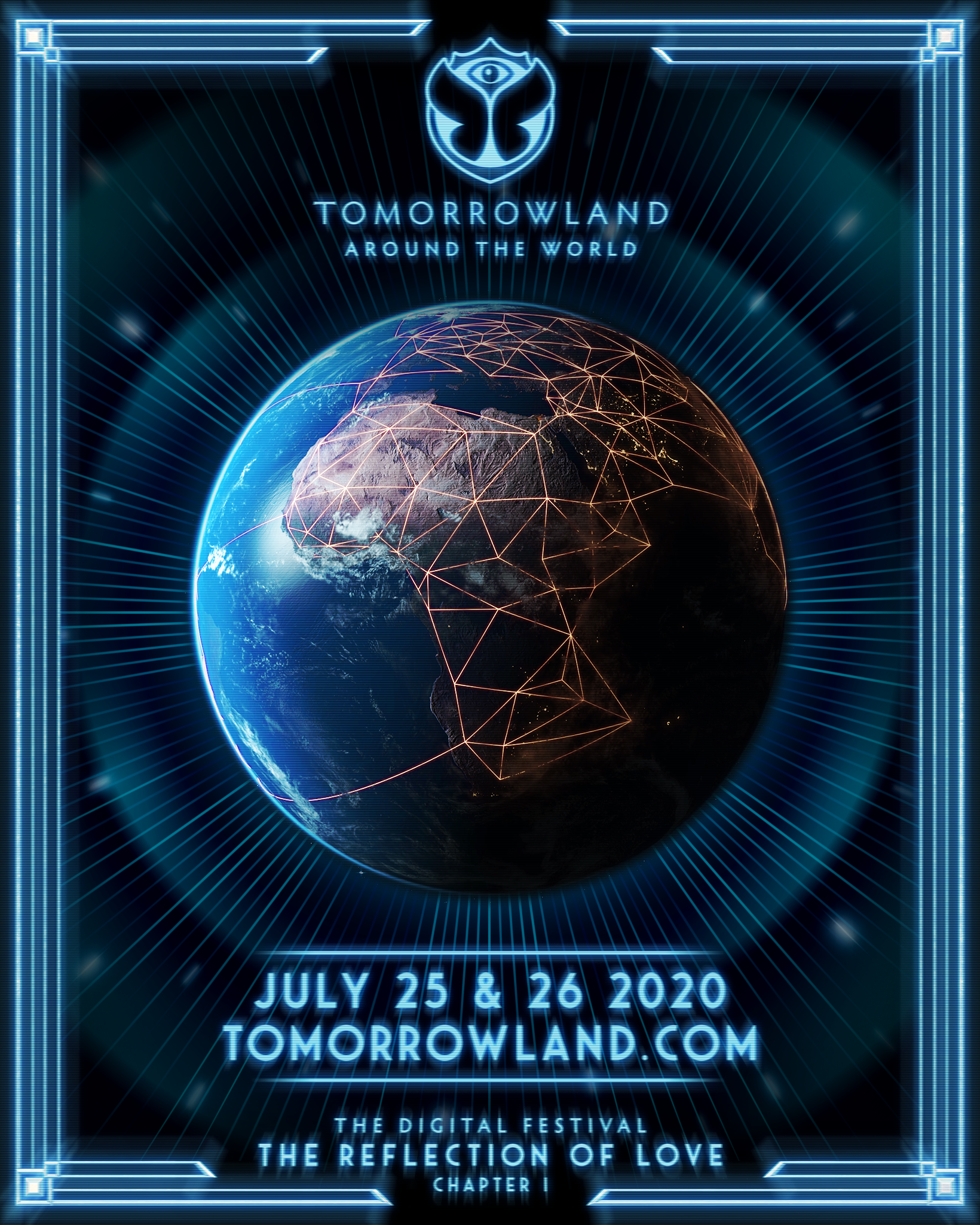 Katy Perry and Eric Prydz at Tomorrowland 2020