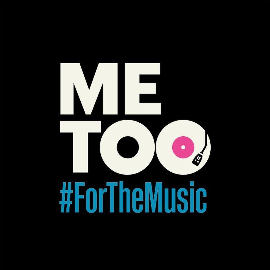 Me too #ForTheMusic