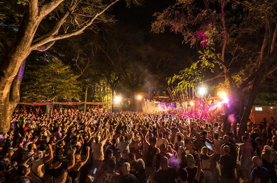 Lineup phase1 for the 2nd Costa Rica edition of BPM Festival!