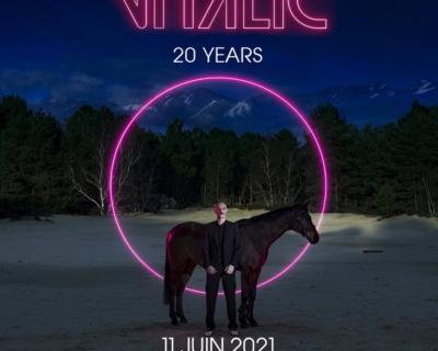 Vitalic Concert in Paris June 11th 2021
