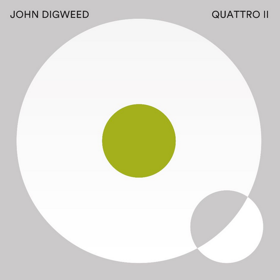 John Digweed returns with QUATTRO II featuring …. 50 new tracks!