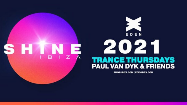 EDEN Ibiza announces resident nights: Shine with Paul Van Dyk!
