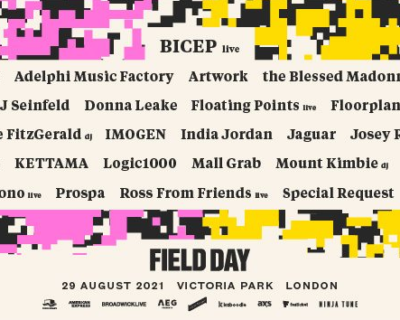 All Points East present Field Day 2021
