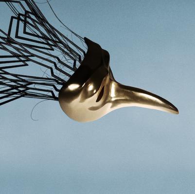Skream & Gene Farris have remixed Claptone's 'Zero' !