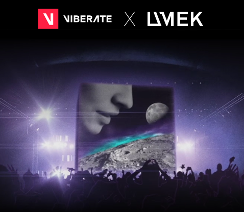 UMEK, founder of Viberate, is dropping the first ever live event NFT!