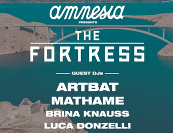 'Amnesia Sunset Fortress Stage' in Croatia, confirmed by BSH Island !