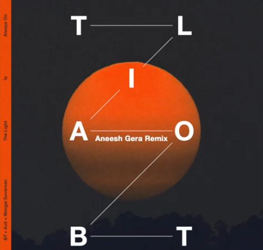 Aneesh Gera made a stunning remix of BT's track !