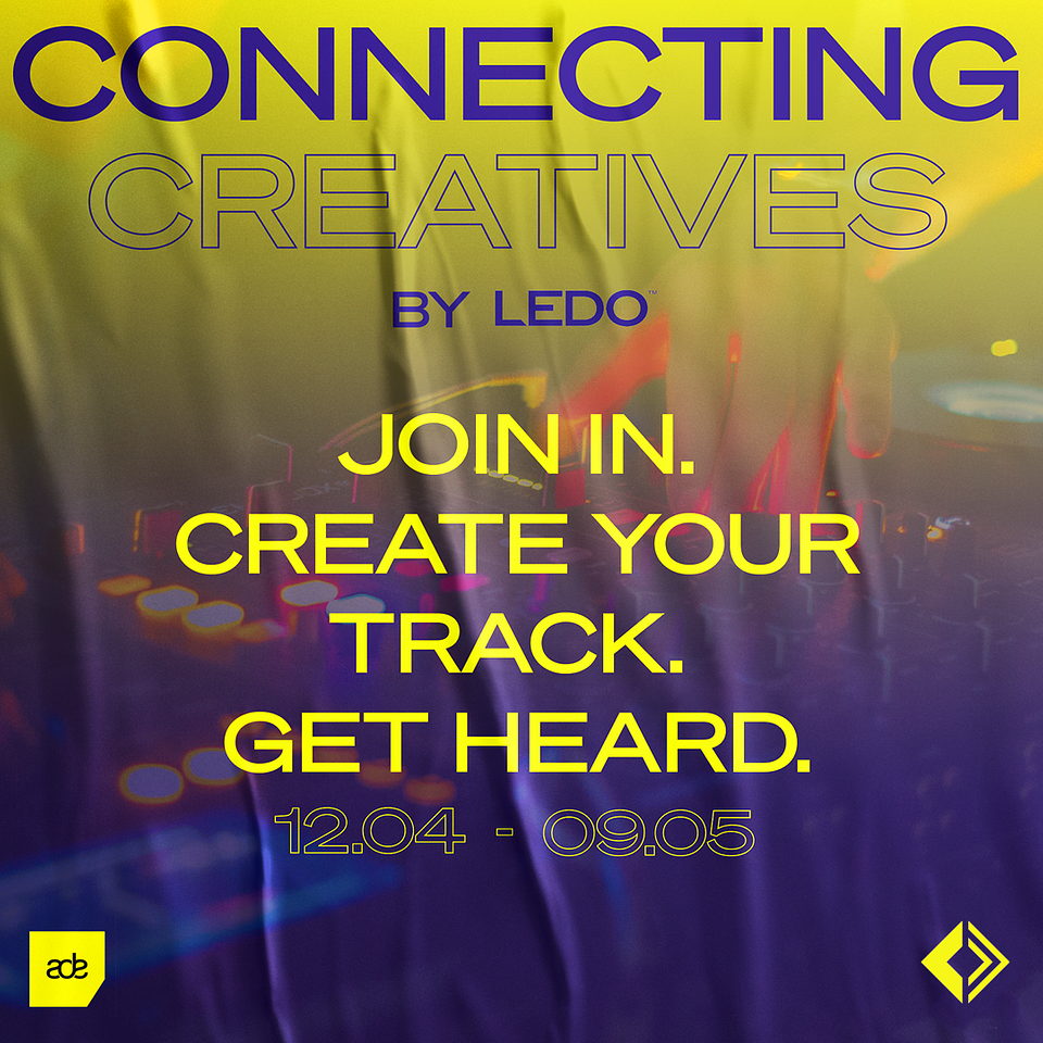 """Discover the """"Connecting Creatives"""" initiative by Ledo!"""