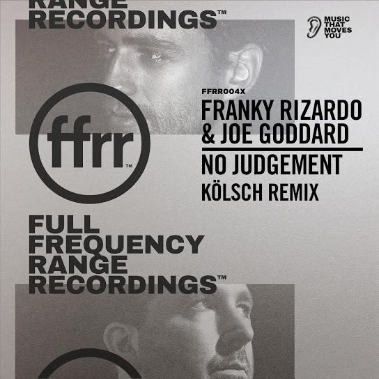 Kölsch remixes Joe Goddard and Franky Rizardo's 'No Judgement' !