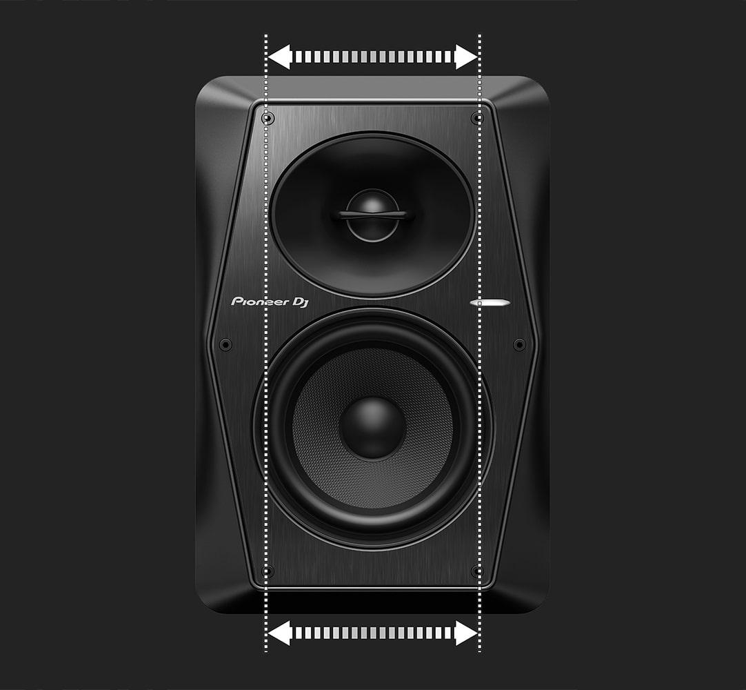 Pioneer DJ launches the VM range, new DJ speakers