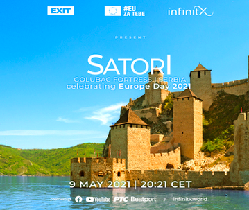The EXIT Festival presents InfinitX livestream featuring Satori !