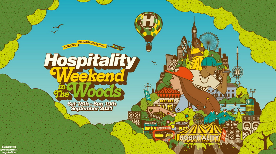 Hospitality Weekend In The Woods 2021