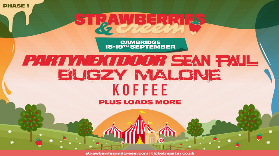 Strawberries & Creem Festival 2021